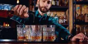The Ontario government is allowing licensed restaurants to sell spirits such as whiskey, gin, and rum with a food order at reduced prices throughout the rest of 2020.
