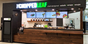 The Chopped Leaf's latest location in Fort McMurray, Alta., is now open to the public.