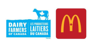 Dairy Farmers of Canada (DFC) iconic Blue Cow logo will be featuring as part of McDonald's Canada's $1 cone and $2 sundae promotion this summer.