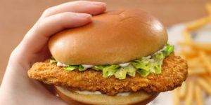 Plant-Based KFC sandwiches are available permanently across Canada.