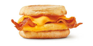 Tim Horton has announced improvements to its breakfast menu, including the elimination of colours and flavours from artificial sources.