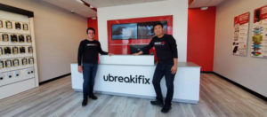Electronics repair franchise uBreakiFix has opened its latest Canadian location at the RioCan Colossus Center in Woodbridge, Ont.