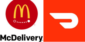 McDonald's Canada and DoorDash are partnering to bring delivery to 1000 restaurants across Canada locations in Quebec, British Columbia, and The Yukon Territory.