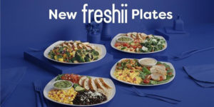 Freshii has announced its newest offerings, Plates, which take inspiration from global cuisine.
