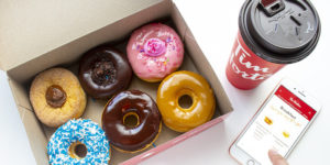 A 'Double-Double' coffee and Boston Cream donut were Canadians' favourite items in 2020.