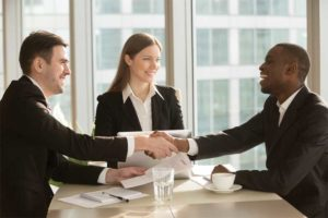 Successful franchise systems are built on trust and solid relationships.