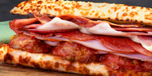 Quiznos has added two new Canadian-exclusive menu items, the Carne Suprema sub, and Rosemary Parmesan Cheesy Garlic Bread.