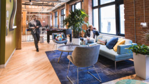 IWG PLC is seeking franchisees to join the fast-growing flexible workspace industry, which has expanded by 300 percent over the past five years.