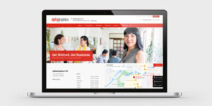 AlphaGraphics, a franchisor of printing and marketing solutions, has recently undergone a full brand refresh. The company has also rolled out a new website.