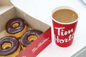 Tim Hortons launched a DIY Donut Kit for Mother's Day,  and this year customers can certainly expect more  of the same from their favourite eateries.