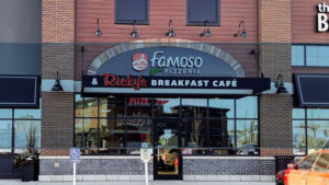 FDF Restaurant Brandz has announced eight new locations of Ricky's All Day Grill, Fat Burger Canada, and Famoso Pizzeria.