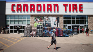 Canadian Tire was named as 'Canada's Most Respected General Merchandise Retailer' in the DART I&C Award Program. The result was based on a survey of more than 3700 randomly selected Canadians.
