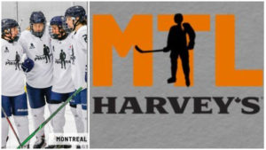 Harvey's has signed on as the official sponsor of the Professional Women's Hockey Players Association (PWHAP)'s Montreal Hub. The two began a partnership earlier this year.